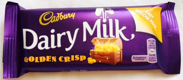 Cadburys Golden Crisp